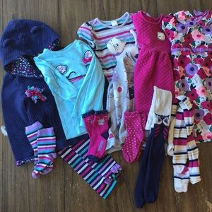 HUGE Gymboree lot girls 5T